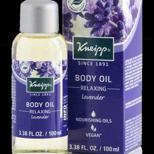Kneipp Body Oil, Relaxing, Lavender